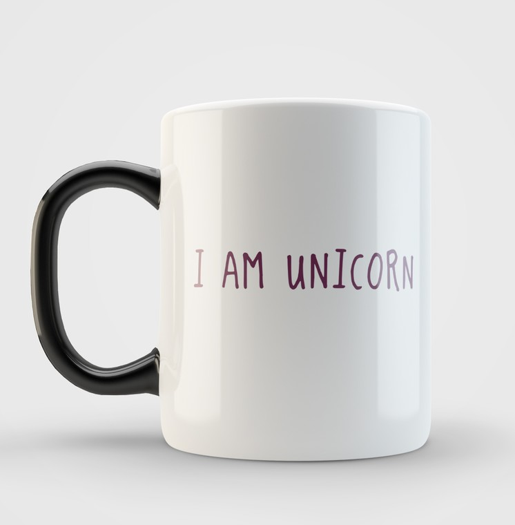 Кружка I am unicorn