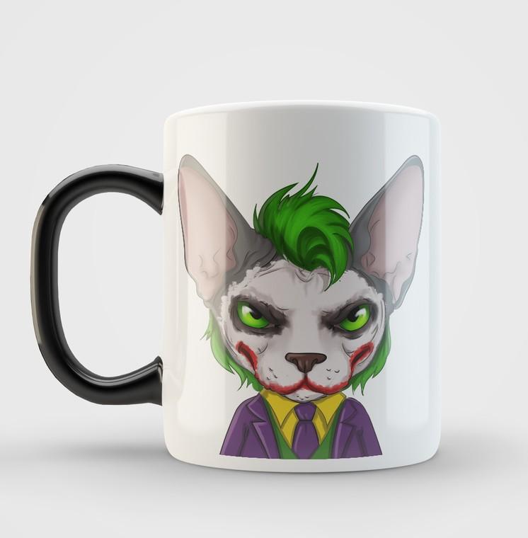 Кружка Сфинкс Джокер   Интернет-магазин Крошки Ши ...